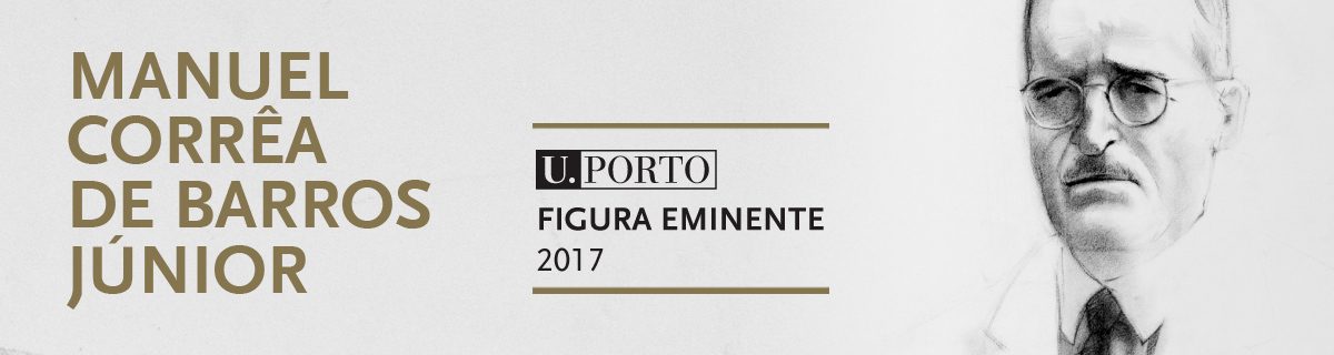 Figura Eminente da Universidade do Porto 2017