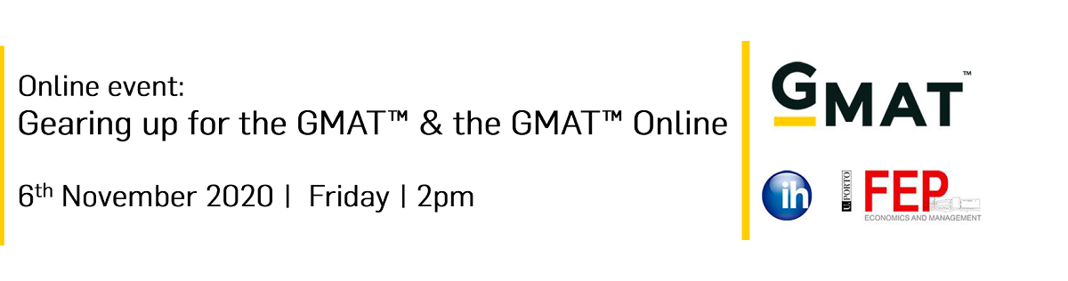 Gearing up for the GMAT™ & the GMAT™ Online