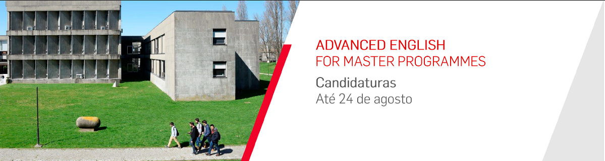 Curso Advanced English for Master Programmes