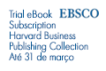 Acesso de teste: Harvard Business Publishing Collection