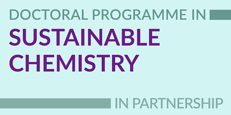Doctoral Programme in Sustainable Chemistry