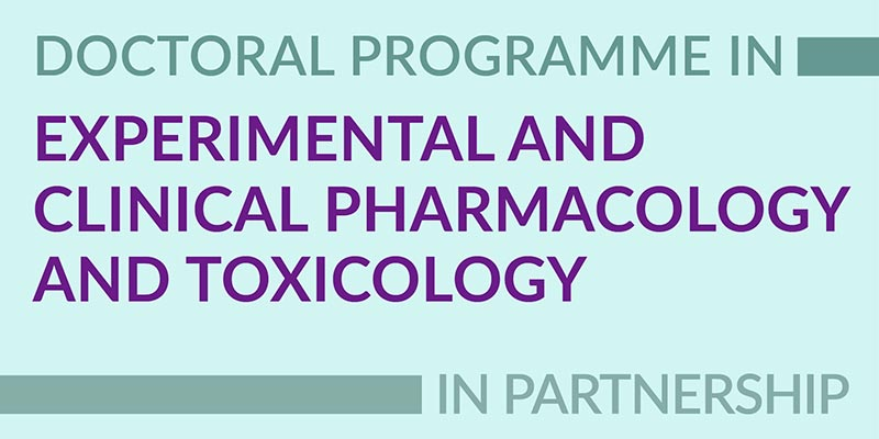 Doctoral Programme in Experimental and Clinical Pharmacology and Toxicology