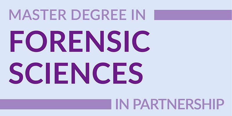 Master Degree in Forensic Sciences