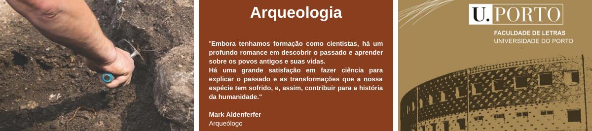 Imagem com citação de Mark Aldenferfer, Arqueólogo: