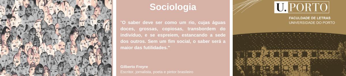Imagem com citação de Gilberto Freyre, escritor, jornalista, poeta e pintor brasileiro: