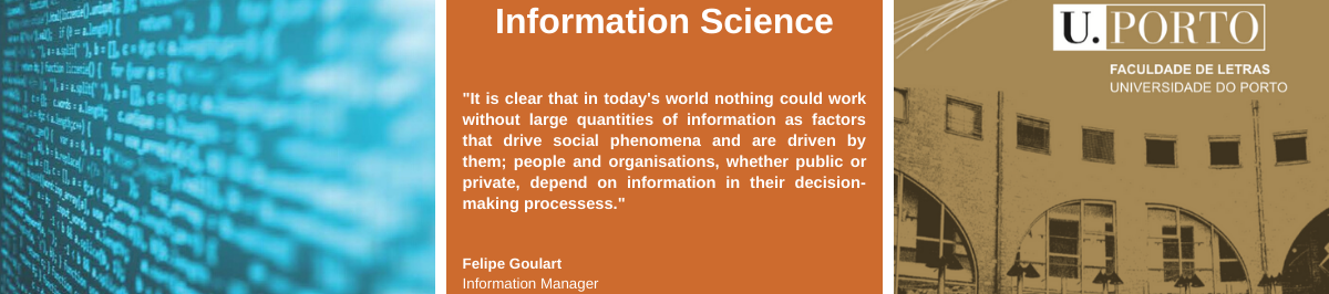 Image with quote from Felipe Goulart, Information Manager: