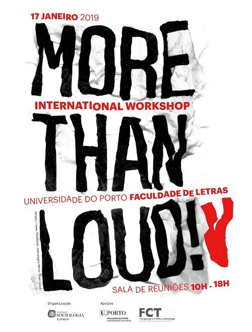 International Workshop || More Than Loud! V