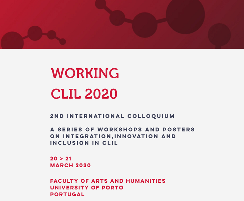 [Call for Papers] Working CLIL 2020