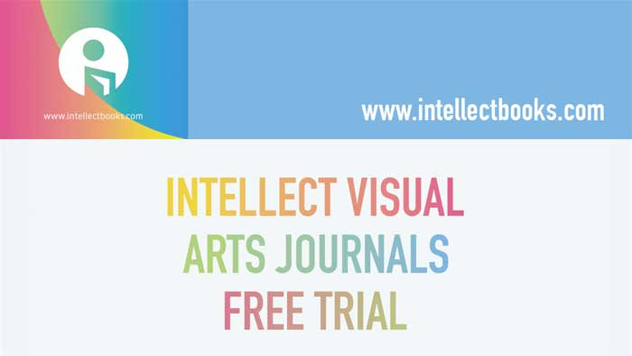Free Trial - Intellect Visual Arts Journal