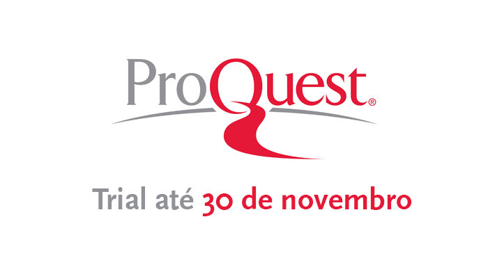 Trial ProQuest