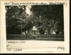 Imagem pequena da fotografia - Casa Andresen - Entrada principal em 1937
