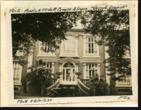 Imagem pequena da fotografia - Casa Andresen - Escadaria na fachada principal (1937)