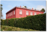 Imagem pequena da fotografia - Casa Andresen - Fachadas sul e poente vistas do Jardim Botânico