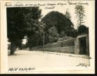 Imagem pequena da fotografia - Casa Andresen - Rua do Campo Alegre - Muro de vedação da propriedade em 1937