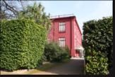 Imagem pequena da fotografia - Jardim Botânico com vista parcial das fachadas poente e sul da Casa Andresen