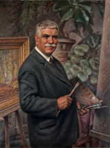 Self-Portrait of José de Almeida e Silva