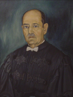 Portrait of Joaquim Santos Júnior