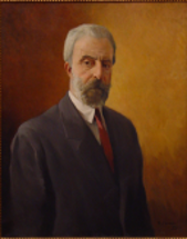 Portrait of Paulo Ferreira