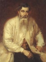 Portrait of António Teixeira Lopes