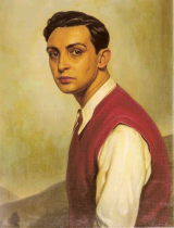 Self-Portrait of Eduardo Malta