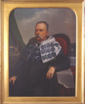 Portrait of José Costa Cardoso