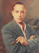 Portrait of Henrique Medina