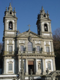 Fotografia da Igreja do Bom Jesus do Monte, Braga / Photo of Bom Jesus do Monte Church, Braga