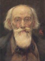 Self-Portrait of Artur Loureiro