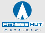 Logo do Fitness Hut Clube