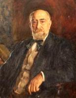 Portrait of Ricardo Severo