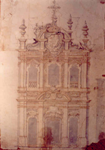 Projecto de Nicolau Nasoni de 1748 para a Igreja da Misericórdia do Porto / Project of the construction works of the Church of Misericórdia in Porto (1748)