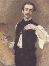 Self-Portrait of Eugénio Moreira
